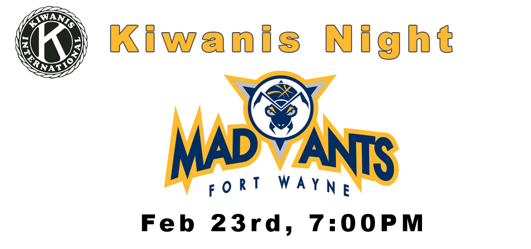 Kiwanis Day at Fort Wayne Mad Ants